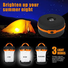le better lighting experience amazon com le portable led lantern 2 pack collapsible cing