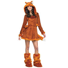 halloween fox buy sweet fox teen costume