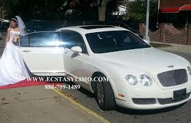 bentley brooklyn white bentley flying spur for weddings in nyc bentley for rent in
