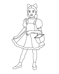 Wizard Of Oz Coloring Pages Ngbasic Com Wizard Of Oz Coloring Pages