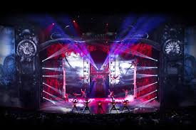 Best Halloween Light Show Michael Jackson One The Best Tribute Cirque Du Soleil