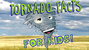 tornado facts for kids youtube