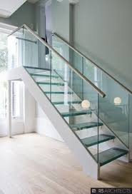 Stair Banisters Railings Wood Stair Details On Gap Interiors Detail Of Modern Wooden And