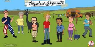 A Cartoon Barn Maybe Napoleon Dynamite Will Be A Cartoon Gosh U2022 Toonbarntoonbarn