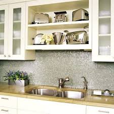 kitchen cabinets above sink 40 ideas of using open shelves on a kitchen shelterness