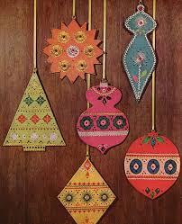 30 handmade ornaments decoration ideas 2014