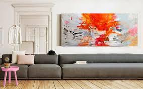 large acrylic wall art