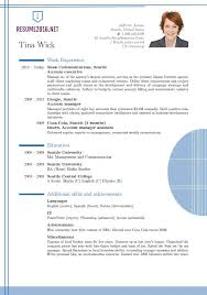 Best Format Of Resume by Most Updated Resume Format 11544