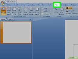 como fazer um template para o powerpoint 12 passos