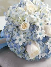 hydrangea wedding bouquet wedding bouquet of hydrangeas