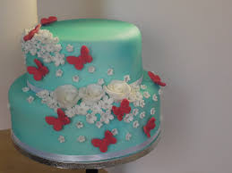 Butterfly Wedding Cake Life The Universe And Would You Pass The
