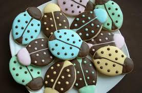 ladybug cookies foodista ladybug cookies
