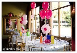 balloon arrangements los angeles the rococo room story s 1st birthday caroline los