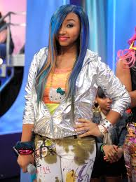 star of the omg girlz zonnique jailee pullins pinterest