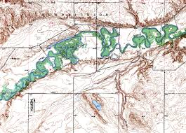 New Mexico Topographic Map by Examples Of Topographic Maps