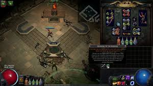 Map Your Run Path Of Exile Map Run And Trial Of Ascendancy Youtube