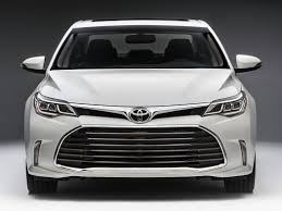 new 2018 toyota avalon price photos reviews safety ratings