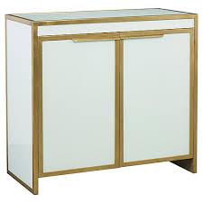 Gold Bar Cabinet Bar Carts Cabinets One