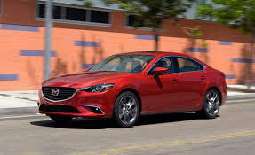 mazda 6 or mazda 3 2017 mazda 6 debuts with g vectoring control more luxury u2013 news