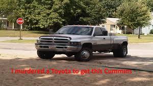 dodge cummins truck cummins truck heavy loads 32 000 lbs gcvw youtube
