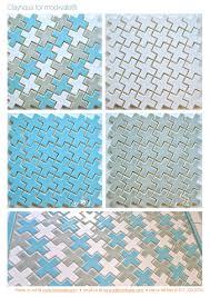 Design Tiles by Outdoor Tile Modwalls Fresh Tile In Colors You Crave