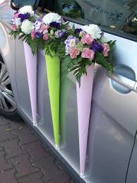 How To Decorate A Wedding Car With Flowers 158 Best Wedding Car Decoration Images On Pinterest Wedding Car