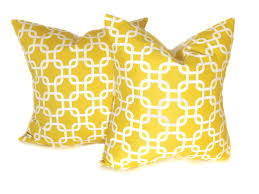 Accent Sofa Pillows by Styles Soft Yellow Throw Pillows For Cute Bedroom Decor Ideas