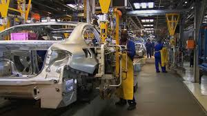 bmw factory assembly line bmw 5 series production body shop youtube