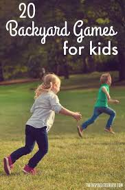 Backyard Games Kids by Best 25 Group Games For Kids Ideas On Pinterest Kids Camp Games