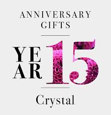 15th anniversary gifts our guide to 15th anniversary gifts clear the goods
