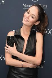 mercedes fashion week york 2014 trunfio at lounge at mercedes fashion week in
