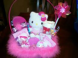 hello kitty easter basket www babyrificgifts com easter
