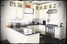 small kitchen ikea ideas a small grey and white traditional style kitchen with lerhyttan