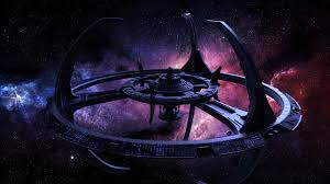 star trek cosmic station in galactic space hd wallpapers for