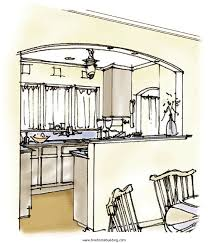 Open Kitchen Dining Room Designs by Best 20 Kitchen Open To Living Room Ideas On Pinterest Half