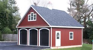 luxury detached garages a garage to match your tastes style and