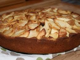 chataigne cuisine recette gâteau aux pommes à la farine de châtaigne femininbio