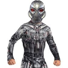 ultron costume boys 2 ultron costume rc 610441 from collectibles