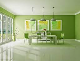 Lime Green Dining Room Innovative And Green Dining Room Design For Your Modern