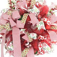 mesh wreaths deco mesh wreath