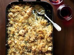 Italian Bread Salad Recipe Ina Garten Crusty Baked Shells U0026 Cauliflower Recipe Ina Garten Food U0026 Wine