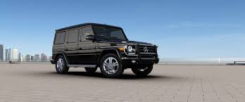 mercedes benz g class information and photos momentcar