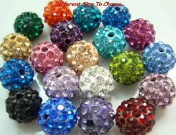 aliexpress bead necklace images 10mm lowest price in aliexpress 100pcs lot hot mixed color white jpg