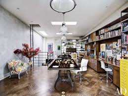 reclaimed wood reclamation administration when remodeling the top level of her brooklyn brownstone into a floor through home office