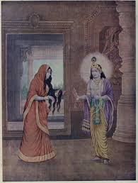 draupadi u0027s secret best known as jambul episode in mahabharata