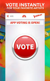 the voice apk the voice official app on nbc 3 4 0 apk android 4 4 kitkat