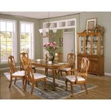 solid oak dining solid oak dining table by e c i furniture