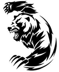 best 25 tribal bear tattoo ideas on pinterest tribal bear