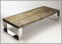 wood top coffee table metal legs coffee table metal legs wood top coffee table home decorating