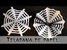 Youtube Halloween Crafts - bolso araña manualidades de halloween fiestas i love